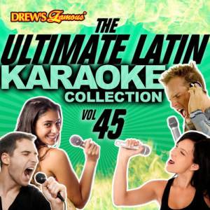 The Hit Crew的專輯The Ultimate Latin Karaoke Collection, Vol. 45