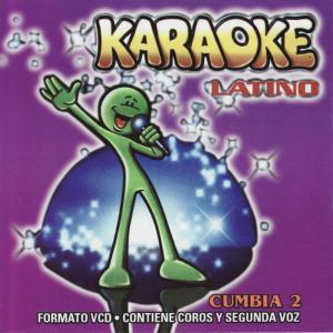 Album Karaoke Latino Cumbia Vol. 2 from Pimienta Karaoke Players