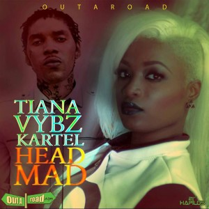 Album Head Mad - Single from TIANA