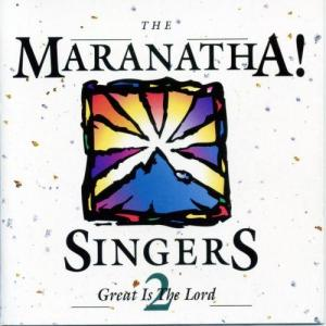 Album Great Is The Lord from Maranatha! Vocal Band