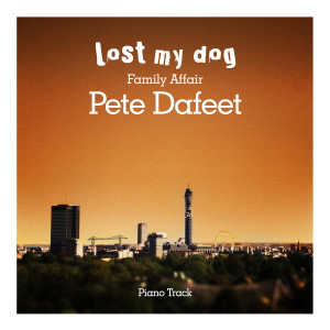 Album Piano Track (Family Affair Part Three) from Pete Dafeet