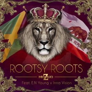 Album Rootsy Roots from E.N Young