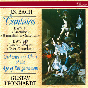 Orchestra of The Age of Enlightenment的專輯J.S. Bach: Easter Oratorio; Ascension Oratorio