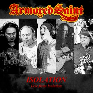Album Isolation (Live from Isolation) from Armored Saint