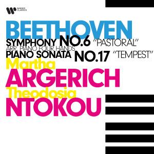 "Album Beethoven: Symphony No. 6, ""Pastoral"" & Piano Sonata No. 17, ""Tempest"" from Martha Argerich"
