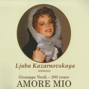 Ljuba Kazarnovskaya的專輯Amore Mio Vol.2