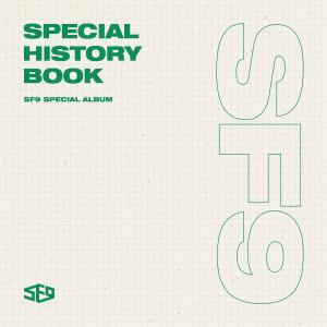 SPECIAL HISTORY BOOK dari SF9