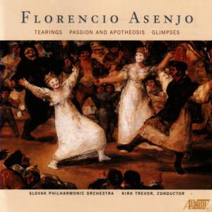 Album Florencio Asenjo - Orchestral Works from Slovak Philarmonic Orchestra