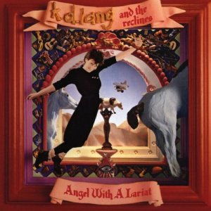 Album Angel with A Lariat from k.d.lang