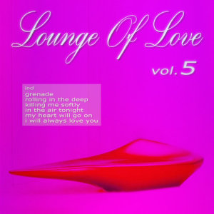 Album Lounge of Love from The House Of Love