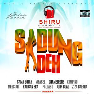 Album Sidung Deh from DJ Shiru