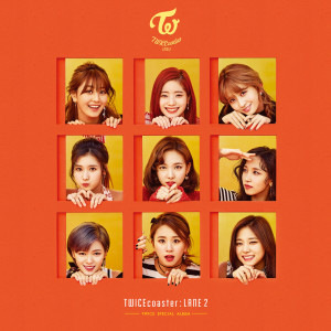 TWICE的專輯Twicecoaster: Lane 2