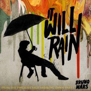 Bruno Mars的專輯It Will Rain