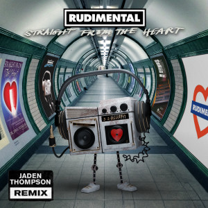 Album Straight From The Heart (feat. Nørskov) (Jaden Thompson Remix) from Rudimental