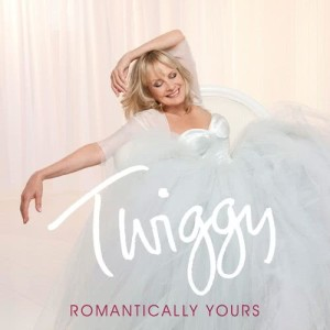 Album Romantically Yours from Twiggy