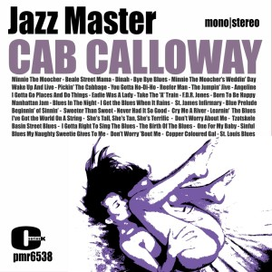 Cab Calloway and His Orchestra的專輯Cab Calloway - Jazz Master