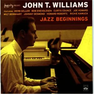 Album Jazz Beginnings from John T. Williams