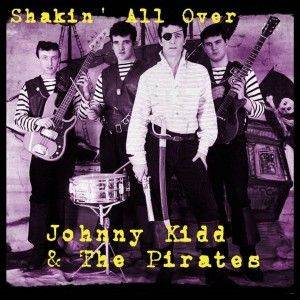 Album Shakin' All Over from Johnny Kidd & The Pirates